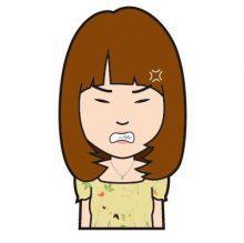 怒りの感情表現